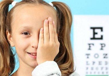 Kurzsichtigkeit  nimmt bei Kindern und Jugendlichen stark zu.